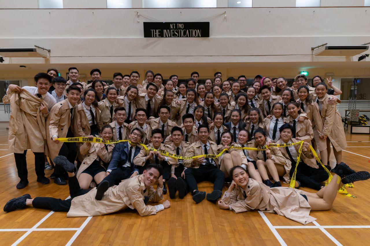 Hall 8 Dance Team